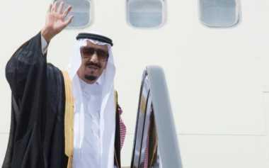 FOKUS: Wuih! Begini Fasilitas Mewah yang Disiapkan Jelang Kedatangan Raja Saudi