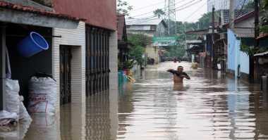 Puluhan Rumah di Kotim Kebanjiran, Warga Terisolir