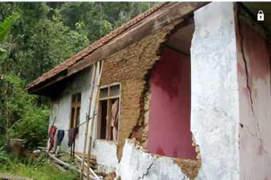 Puluhan Rumah Rusak Akibat Gempa di Bengkulu Rampung Dibangun