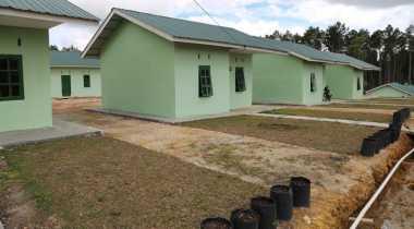 Pindah ke Rumah Relokasi, Pengungsi Merasa Aman dari Erupsi Sinabung