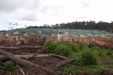 Pengungsi Erupsi Sinabung Berharap Dapat Tambahan Lahan Pertanian