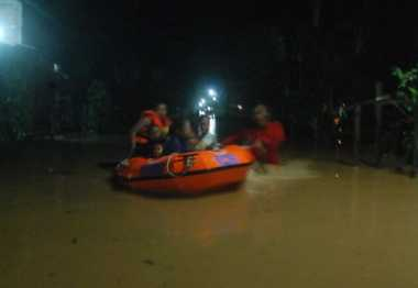 Banjir di Jombang Meluas, Rendam 7 Desa di 2 Kecamatan