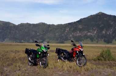 Kawasaki Tak Khawatir Pasar Versys-X 250 Dimakan Honda CRF250RALLY