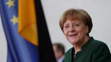 Partai Angela Merkel Unggul 1% dari Pesaing Dalam Jajak Pendapat Terakhir