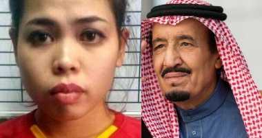 Sepekan Internasional: Bertemu Siti Aisyah dan Menanti Raja Salman