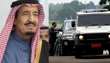 Simulasi Kedatangan Raja Salman, Kedubes Saudi Tiga Kali Cek Kursi