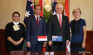 Sempat Ditunda, RI-Australia Sepakat Lanjutkan Kerjasama Militer