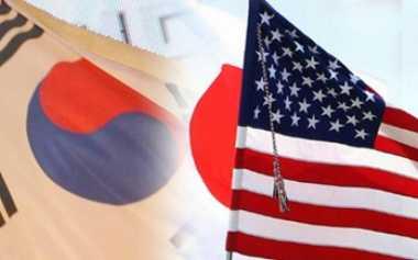 Bahas Korut, AS-Jepang-Korsel Bertemu di Washington