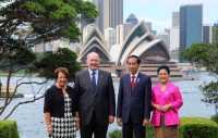 Ini Rangkaian Kegiatan Presiden Jokowi Selama di Sydney