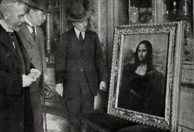 KISAH: Saat Mona Lisa Dicuri, Pablo Picasso Jadi Tersangka