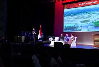 Ini Kegiatan Jokowi di Australia