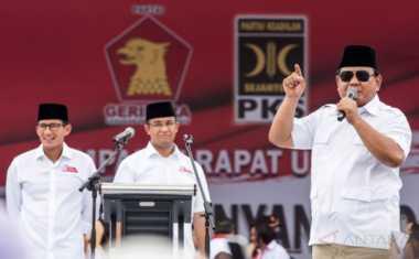 Prabowo Ungkap Politik Uang di Pilgub Jakarta, Nilainya...