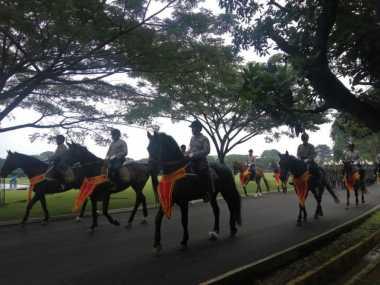 Berikut Skema Pengamanan Kunjungan Raja Salman ke Istana Bogor