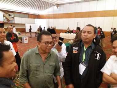 Tim Anies-Sandi Laporkan Dugaan Pemalsuan Dokumen di TPS Kelapa Dua Wetan
