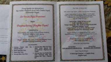 Pernikahan Panglima Burung dan Titisan Nyi Roro Kidul Batal Digelar