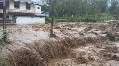 Banjir Bandang di Pidie Aceh, Puluhan Rumah Rusak