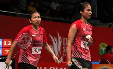 Jadi Runner-Up Superliga Badminton 2017, Tim Putri Berkat Abadi Kecewa