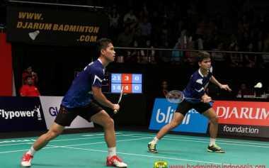 Tim Putra Berkat Abadi Keluar Sebagai Juara Tiga Superliga Badminton 2017