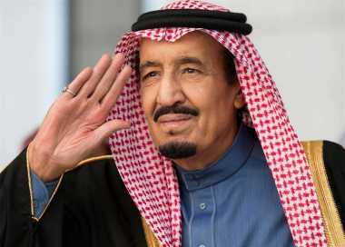 Intip Yuk Pesawat Pribadi Raja Salman yang Serba Mewah