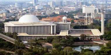 Tak Hanya Lift di Masjid Istiqlal, tapi Raja Salman Juga Minta Fasilitas Ini!