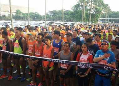 Ribuan Pelari Ikuti Sentul Half Marathon 2017
