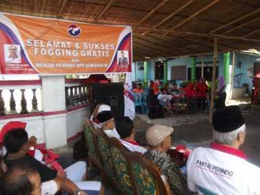 Aksi Sosial Rescue Perindo di Sukoharjo Menuai Pujian Warga