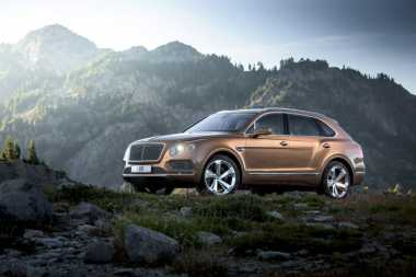 Harga Termurah Bentley Bentayga Rp10 M, Sudah Ada yang Pesan