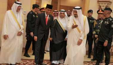 Kunjungan Raja Salman, Momentum RI Gaet Timur Tengah