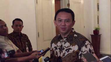 DPR: Status Ahok Cacat Hukum