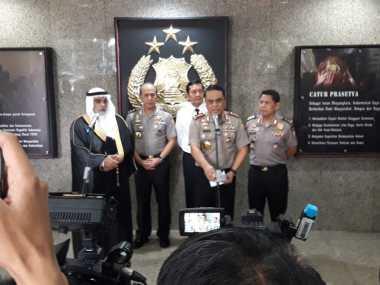 Arab Saudi Percaya Polri Mampu Amankan Raja Salman selama di Indonesia