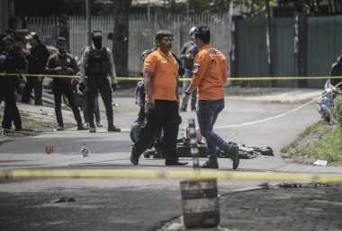 Alumni Kamp Pelatihan Militer Aceh di Balik Bom Bandung