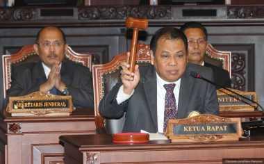 Cegah Kasus Akil Mochtar Terulang, MK Gandeng KPK Laksanakan Sidang Sengketa Pemilu