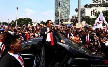 Mobil RI 1 Bukan untuk Terdakwa, Dua Pengganti Rossi, dan Tagih Janji Raja Salman