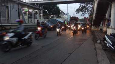 Berikut Deretan Kecelakaan Lalu Lintas di Ibu Kota Pagi Ini