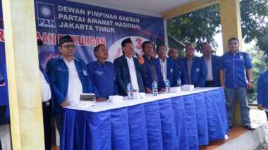 DPD PAN Jakarta Timur Deklarasi Dukung Anies-Sandi di Putaran Dua Pilkada DKI