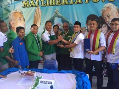 Di Timor Leste, Pemuda Perindo Buka Kerjasama dengan Pemuda CNRT