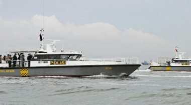 Pastikan Keamanan Raja Salman, Polisi Perketat Perairan Nusa Dua