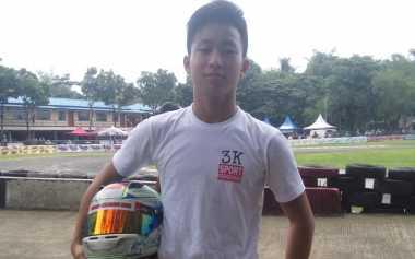 Tuntaskan Karier F4, Keanon Santoso Siap Harumkan Nama Indonesia di Formula Masters