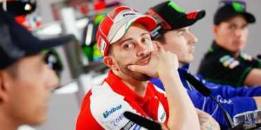 Wah, Dovizioso Pesimis dengan Perkembangan Ducati di Qatar