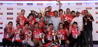 Jadi Juara Superliga Badminton 2017, Cedera Son Wan Ho Untungkan Musica Champions
