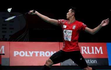 Duh! Telan Kekalahan, Jonatan Akui Kalah Mental dari Ihsan di Superliga Badminton 2017