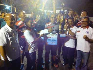 Jihad Keluar sebagai Juara Liga Bola Voli HT Cup