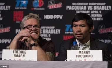 Analisis Duel Manny Pacquiao Melawan Amir Khan