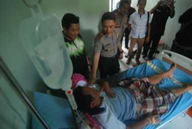 Kisah Heroik Aiptu Mukiyi, Sendirian Mengejar Bandit hingga Dilempari Bom Bondet