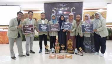 Hebat, Mahasiswa FK UGM Borong Juara Kompetisi Kesehatan Nasional
