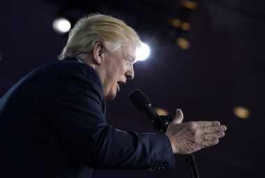 100 HARI TRUMP: Trump Ajukan Peningkatan Anggaran Pertahanan