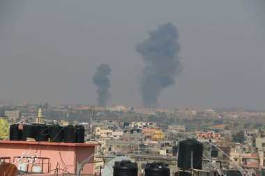 Gaza Kembali Diguncang Serangan Udara Israel