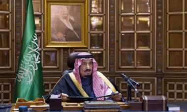 RAJA SALMAN: Selalu Sendiri Saat Kunjungan Kenegaraan, Ke Mana Istri Raja Salman?