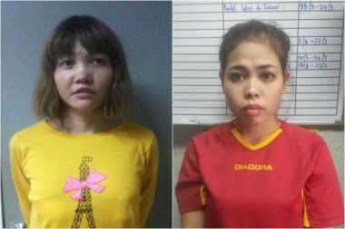 Besok, Siti Aisyah Akan Jalani Persidangan Pembunuhan Kim Jong-nam
