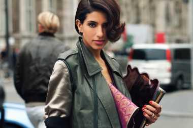 Gaya Stylish Putri Kerajaan Arab Saudi, Deena Aljuhani Abdulaziz-Editor Majalah Vogue Arab